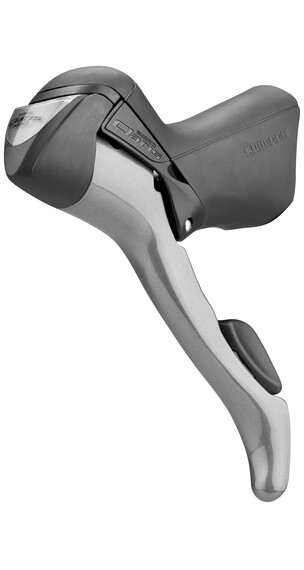Shimano Claris ST-2400 Schalthebel links 2-fach schwarz/grau